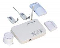 Alarm domovní bezdrátový GSM HG-102M-CZ sada