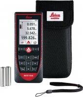Laserový měřič vzdálenosti Leica Geosystems DISTO D510, rozsah měření (max.) 200 m