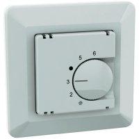 Pokojový termostat rozepínací/spínací Ehmann 6060c0000aw, 5 až 30 °C, bílá