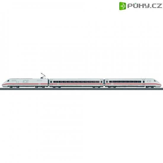 Startovací sada H0 InterCity Expressu a elektrické lokomotivy Märklin World - Kliknutím na obrázek zavřete