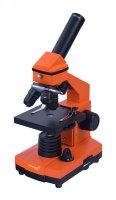 Mikroskop LEVENHUK RAINBOW 2L NG oranžová