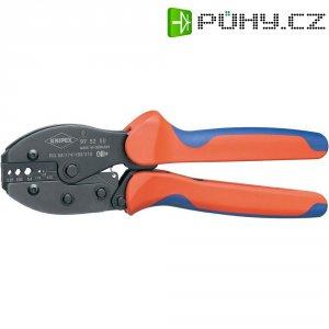 Krimpovací kleště pro koaxiální konektory Knipex 97 52 50, 220 mm