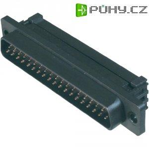 D-SUB zásuvná IDC lišta Assmann A-DSF 25LPIII/FP, 25 pin, plastová