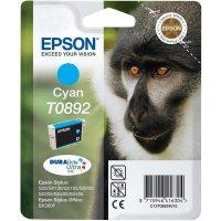Cartridge do tiskárny Epson T0892, C13T08924011, cyanová