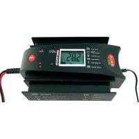 Automatická nabíječka autobaterií Profi Power LCD 3+6A, 3/6 A, 24 V
