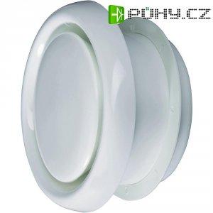 Plastový talířový ventil 20200622, 125 mm