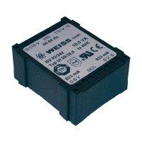 Plochý transformátor, Weiss 10 VA - 2x18 V