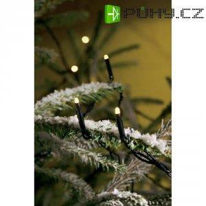 Vánoční venkovní řetěz Konstsmide, 200 bílých LED