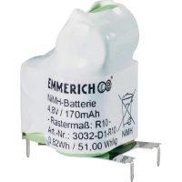 Speciální NiMH akupack Emmerich R10 4.8 V SLF