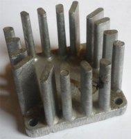 Chladič 45x45x33mm
