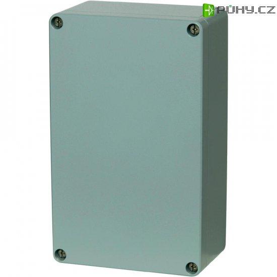 Montážní deska Fibox AM 1222, (d x š) 207 mm x 107 mm, stříbrná (AM 1222) - Kliknutím na obrázek zavřete