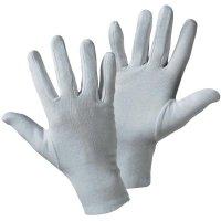 Pracovní rukavice L+D worky Trikot Schichtel 1001, velikost rukavic: 9, L