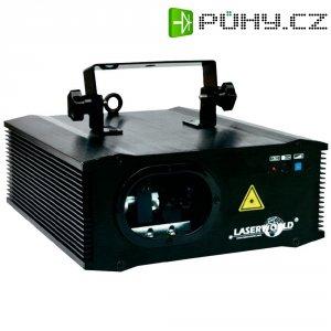 DMX laserový efekt Laserworld ES-400 RGB, 85 - 250 V/AC, RGB