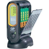 Nabíječka GP Powerbank V600D + 4x AA NiMH 2700 mAh