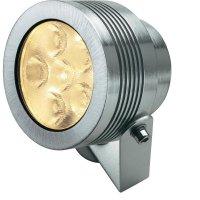 Venkovní zapichovací LED svítidlo Sygonix Livorno, 6x 1 W, stříbrná/šedá