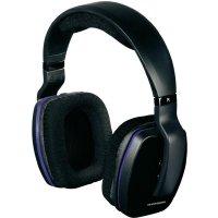 Bezdrátová sluchátka THOMSON WHP3311BK