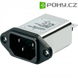 Síťový filtr Schaffner, FN9244-10-06, 250 V/AC, 10 A