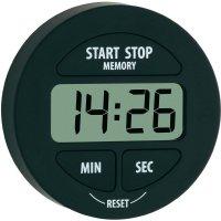 Digitální časovač se stopkami TFA, 38-2022-01, 55 x 18 mm