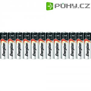 Baterie Energizer Ultra+, typ AA, 12 ks
