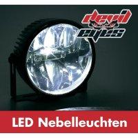 LED mlhovky Devil Eyes, 610771, 2 LED