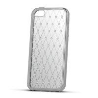 Silikonové pouzdro Beeyo Stardust Diamond Grid pro Huawei Y6 II