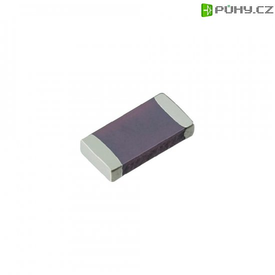 SMD Kondenzátor keramický Yageo CC0603JRNP09BN391, 390 pF, 50 V, 5 % - Kliknutím na obrázek zavřete