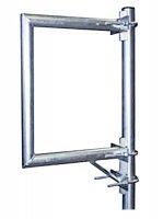 Anténní držák 35 na stožár s trojitým uchycením průměr 42mm
