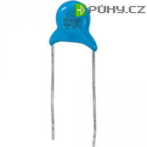 Kondenzátor keramický, 330 pF, Y1 400 V/AC, 10 %