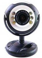 Web kamera s mikrofonem USB 5Mpx AK 107