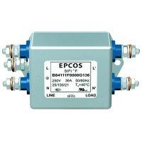 Odrušovací filtr Epcos B84112B0000B110, 250 V/AC, 10 A