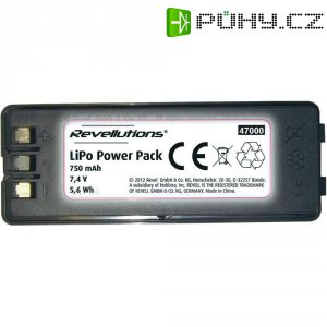Revellutions Li-Pol Akumulátor 7.4 V / () /