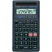 Kapesní kalkulačka Casio FX-82 SOLAR, černá