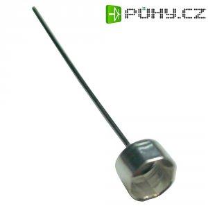 Kryt pojistky ESKA 120100M, 250 V/AC, 6,3 A, 6,3 mm