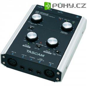 Externí USB zvuková karta Tascam US 122 MK II