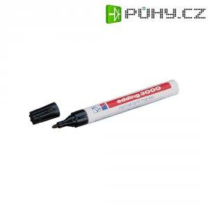 Permanentní popisovač Edding 3000 černá oblý 1.5 - 3 mm 1 ks