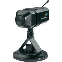 Bezdrátová akumulátorová kamera Pinhole 2,4 GHz, 380 TVL
