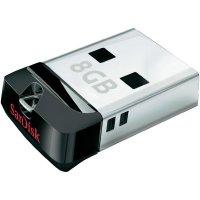 Flash disk SanDisk Cruzer Fit 8 GB, USB 2.0