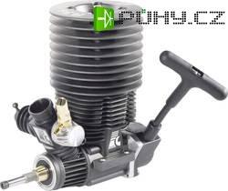 Spalovací motor Force Engine 38 Black, 6,23 cm3, 2,87 kW, zadní výfuk