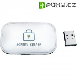 Systém pro zamykání PC Screen Keeper - karta