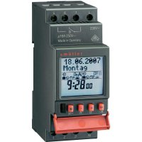 Digitální spínací hodiny na DIN lištu Müller SC 28.10 pro, 230 V/AC