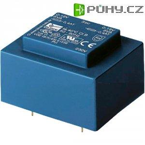 Transformátor do DPS Block EI 30, 230 V/12 V, 42 mA, 0,5 VA