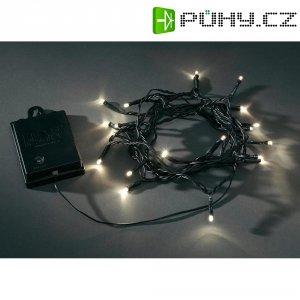 Venkovní světelný řetěz s mikro LED Konstsmide, 40 LED, 4,4 m, černá