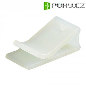 Držák zadrhávacích pásek na kabely PB Fastener FTH-21-01, polyamid, přírodní