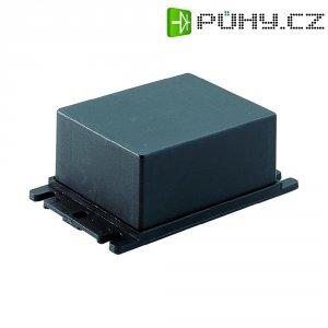 Plastová modulová skříň, (d x š x v) 83 x 68 x 30,6 mm, černá (AMG 6)