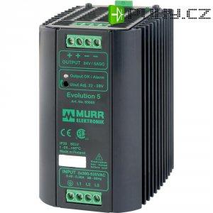 Zdroj na DIN lištu Murr Elektronik Evolution 85001, 10 A, 24 V/DC