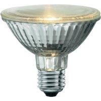 Halogenová žárovka Sygonix, E27, 42 W, 90 mm, stmívatelná, teplá bílá