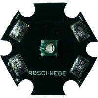HighPower LED, Star-BL475-03-00-00, 350 mA, 3,2 V, královská modrá