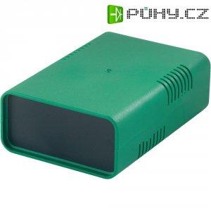 Univerzální pouzdro polystyrolové, (d x š x v) 135 x 95 x 45 mm, zelená