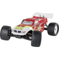 RC model truggy Reely by GS Racing GSC3560ABLGRD Big Devil, Brushless, 1:8, RtR