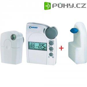 Sada bezdrátového termostatu pro radiátory Conrad, 6-30 °C